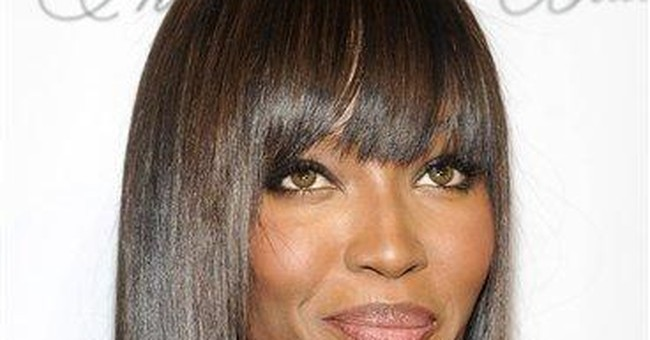 Naomi Campbell honored at Gabrielle's Angel Ball
