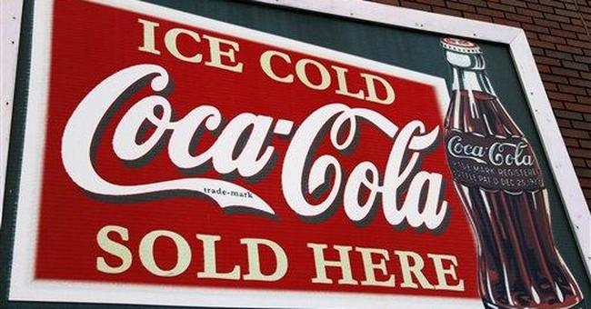 Coca-Cola 3rd-quarter profit up on volume gains