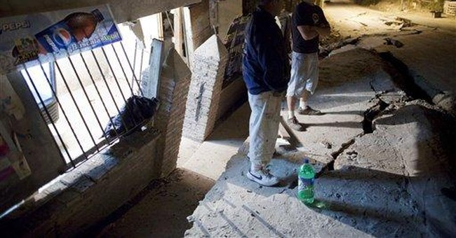 US, Mexico to upgrade border quake system