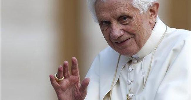 Pope names US envoy