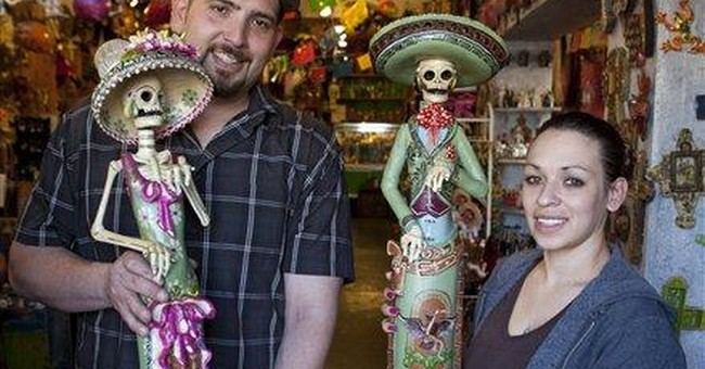'Day of the Dead' expanding in US