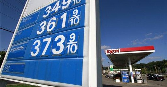 Consumers paid more for food, gas in September