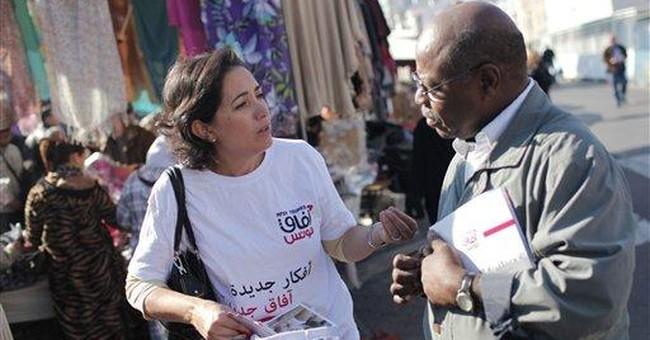 Tunisians in France mobilize for landmark ballot