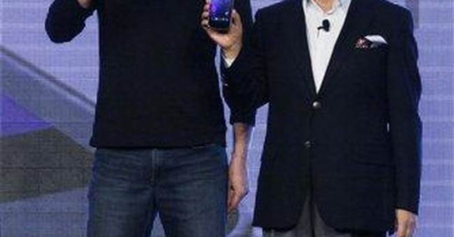 Samsung and Google unveil Galaxy Nexus smartphone