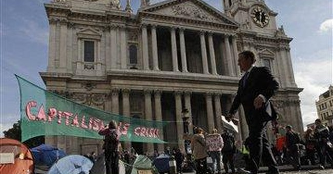 St. Paul's Cathedral raises doubts over protesters
