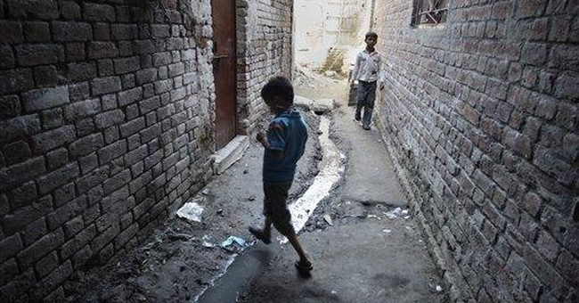 Pakistani poor hit by decision to spurn US aid