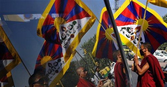 Dalai Lama prays for Tibetans who self-immolated