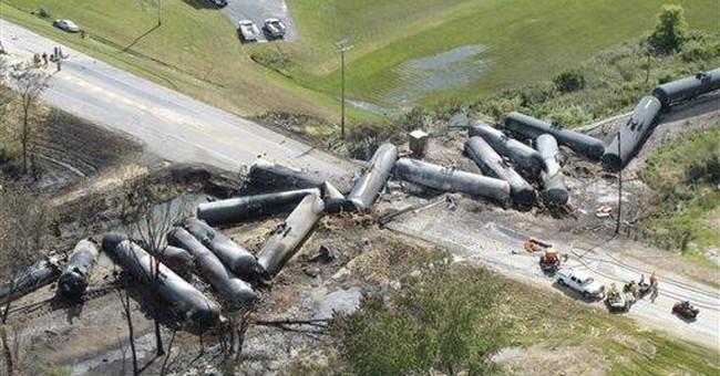 Family gets $36M settlement after train derailment