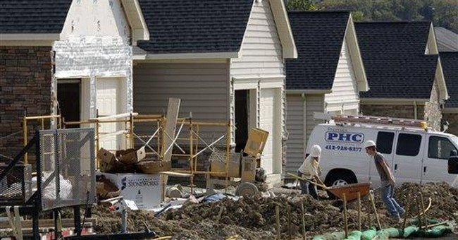 Home building jumps 15 percent in September