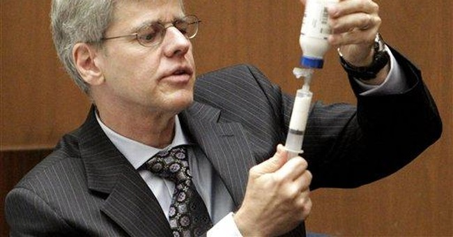 Expert: Jackson doctor violated age-old standards