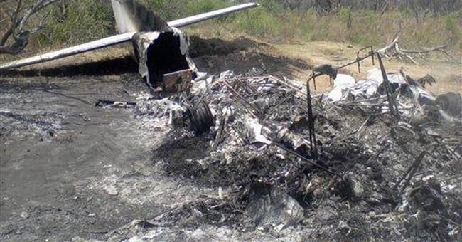 2nd plane crashes in Botswana's Okavango Delta