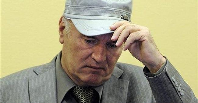 Prosecutor won't appeal Mladic trial decision
