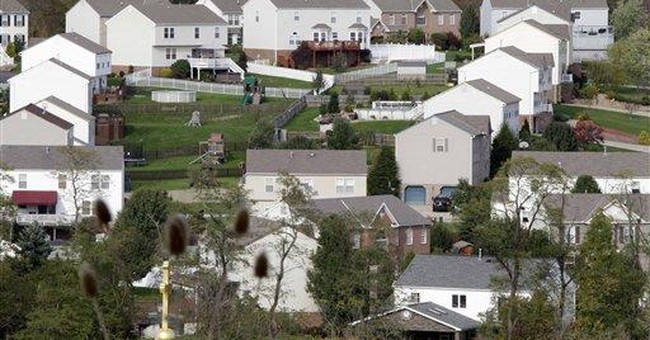 Sales of previously occupied homes fell in Sept.