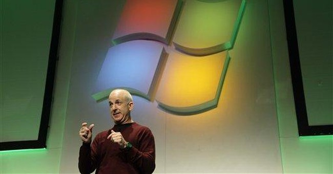 Microsoft's fiscal 1Q earnings hit analyst target