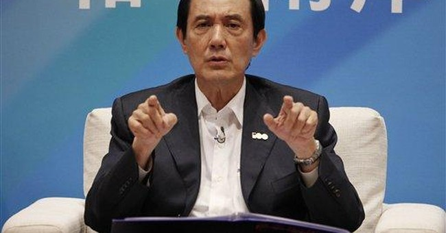 Ma: Any peace treaty with China may need vote