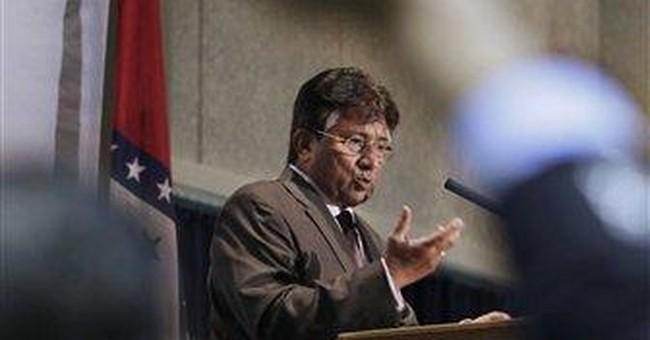 Musharraf: US-Pakistan relationship at new low