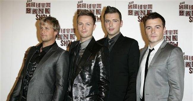 Irish boy band Westlife announces split