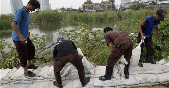 Flooding fears loom large for Bangkok residents