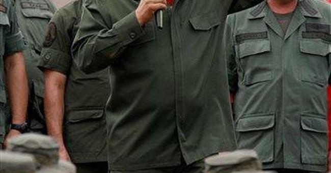Venezuela's Chavez says he's cancer-free