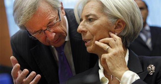Eurozone closer to cutting Greece's huge debts
