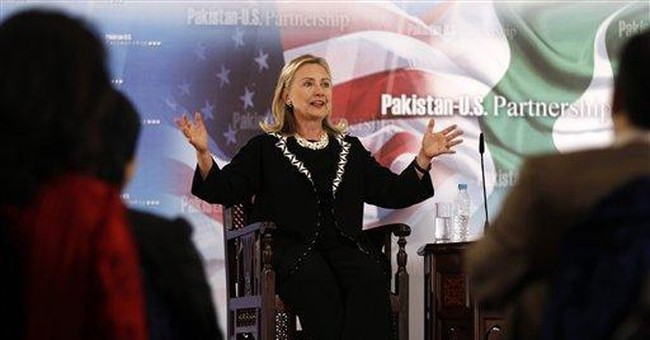 Rare moment of levity in US-Pakistan relationship
