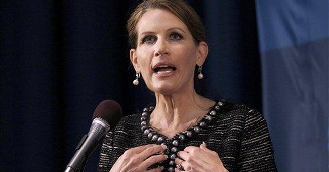 AP sources: Bachmann staff in New Hampshire quits