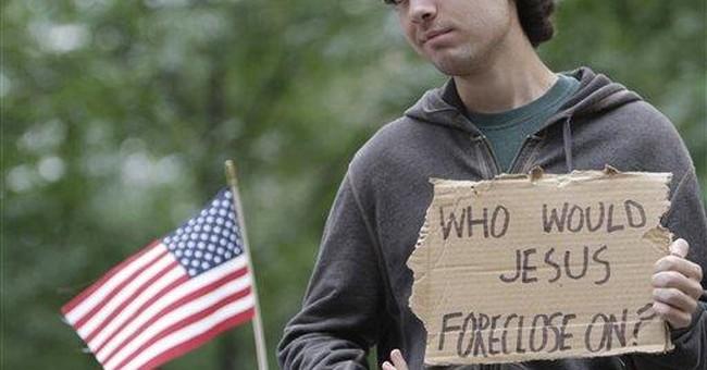 AP-GfK Poll: 37 percent of public back protests
