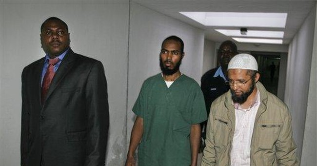 Kenya arrests 10, including a cleric and 2 doctors