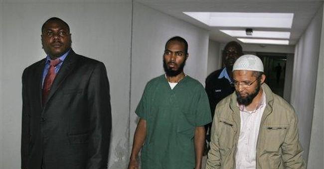 Kenya arrests 10, including a cleric and 2 doctors