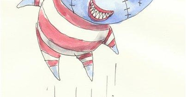 Tim Burton's Franken-balloon to debut at NY parade