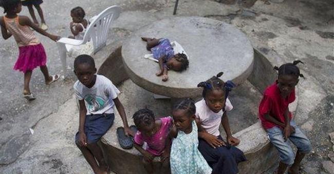 Haiti closes orphanage for child neglect