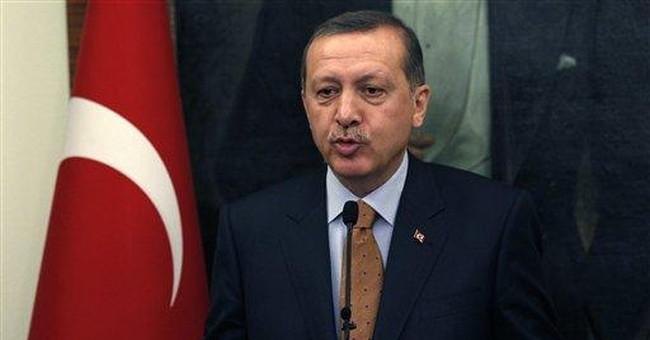 Turkey, Iran to collaborate against Kurdish rebels