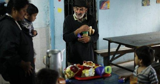 Argentina's slumdwellers explain the election