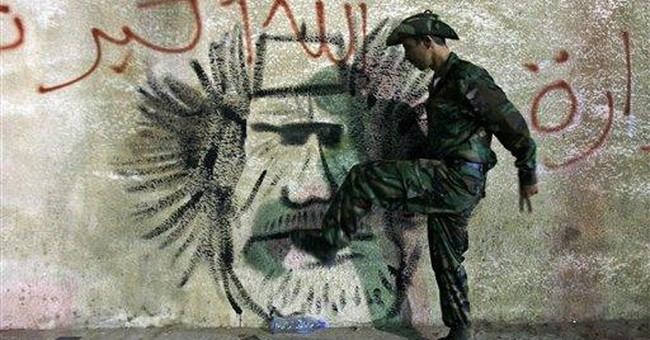 Gadhafi is gone but other US foes remain