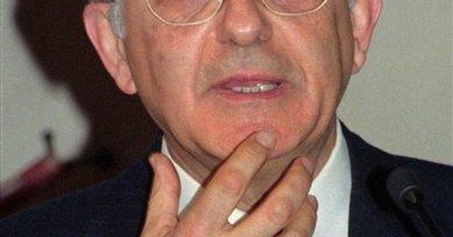 International law expert Antonio Cassese dies