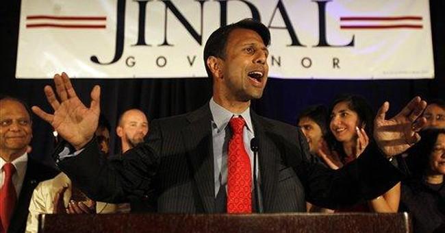 La. Gov. Bobby Jindal wins re-election easily