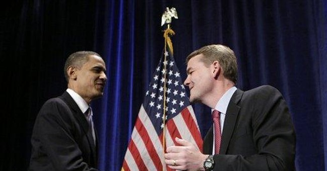 For success in West, Obama looks to Sen. Bennet