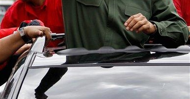 Doctors: Venezuela's Chavez in optimal health