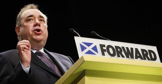 Separatist Scottish leader ponders compromise