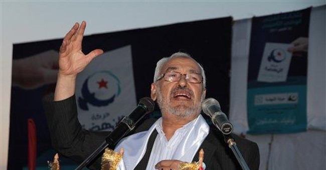 Enthusiasm builds for Tunisia's 1st free elections