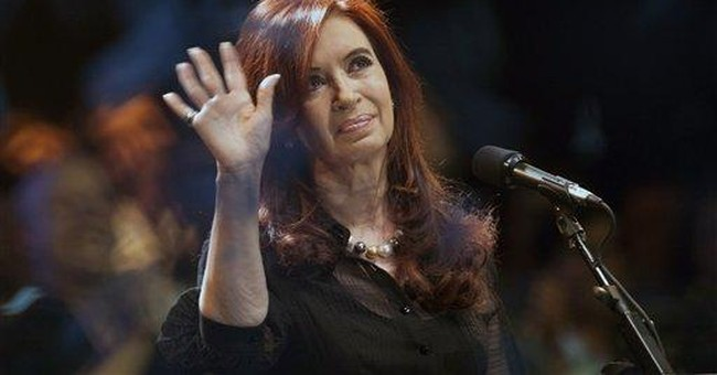 Power, grief forged Argentine leader's character