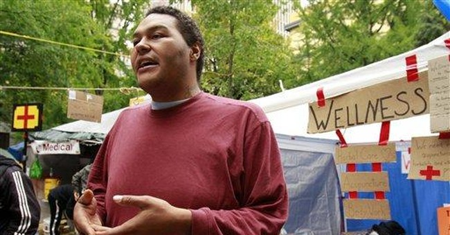 'Occupy' camps provide food, shelter for homeless