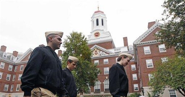 ROTC programs return to Ivy League universities