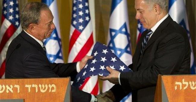 NY mayor dedicates first aid station in Jerusalem