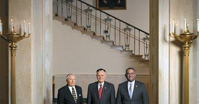 New White House usher brings Jamaican charm