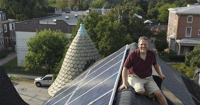 Solar power is beginning to go mainstream