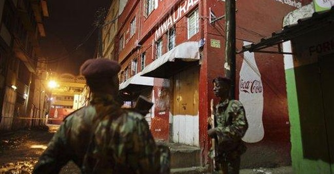 2 grenade blasts rattle Nairobi; at least 1 dead
