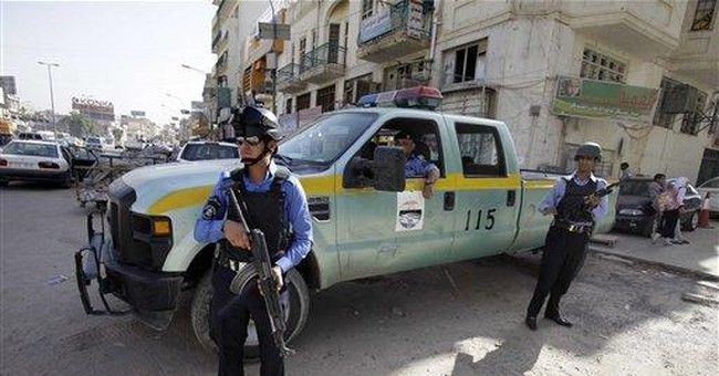 Baghdad bombs target traffic police, 1killed