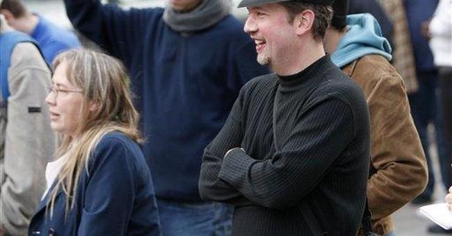 98 Degrees singer among Occupy Cincinnati arrests