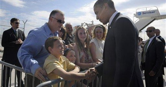 Las Vegas still fumes over 2-year-old Obama remark